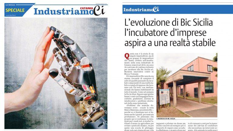 L'evoluzione di BIC Sicilia verso una realta stabile
